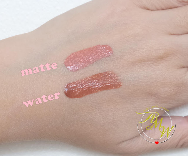 a swatch photo of BLK UNIVERSAL Multi-Use Tint Duo in Nutmeg Review