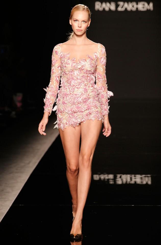 Increíbles vestidos de moda | Colección Rani Zakhem