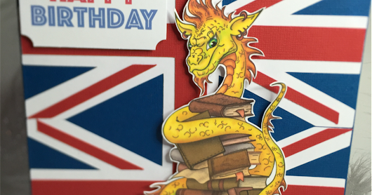 The Occasional Crafter: UK dragon OMCFC