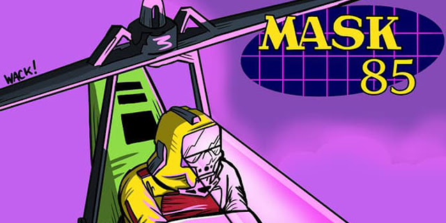 Read Issue 2 of the 'M.A.S.K. 85' Comic Book