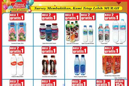 Katalog Promo Naga Pasar Swalayan 25 Maret - 10 April 2019