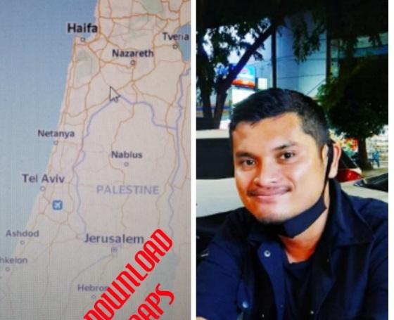 Google Maps Menghapus Peta Palestina, Pengamat : Umat Islam Tinggal Install Yandex Maps  Milik Rusia