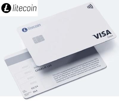 Запущена первая дебетовая карта с нативной поддержкой Litecoin