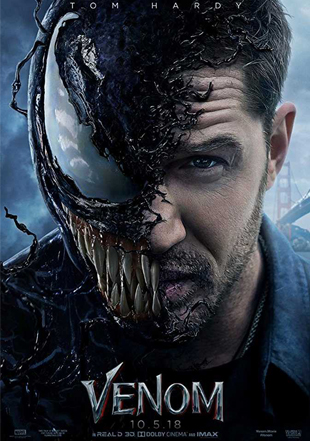 Venom 2018 Full Hindi Movie Download Dual Audio HDTS
