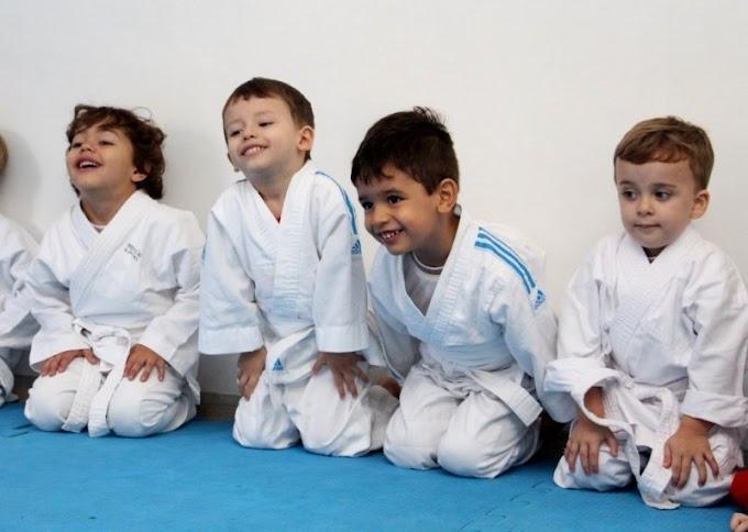 Como dar uma boa aula de judô para crianças