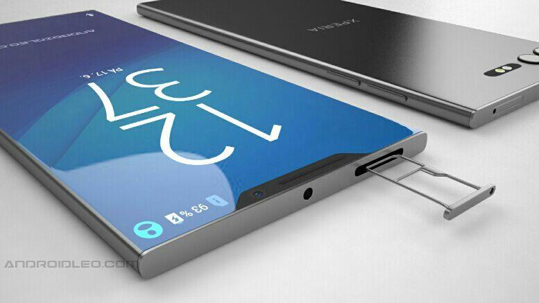 Картинки по запросу Sony Xperia XZ3 фото