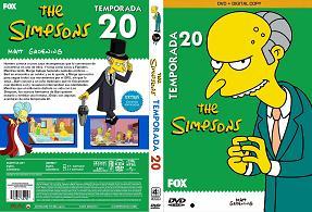 The simpsons Season 20 - Temporada 20