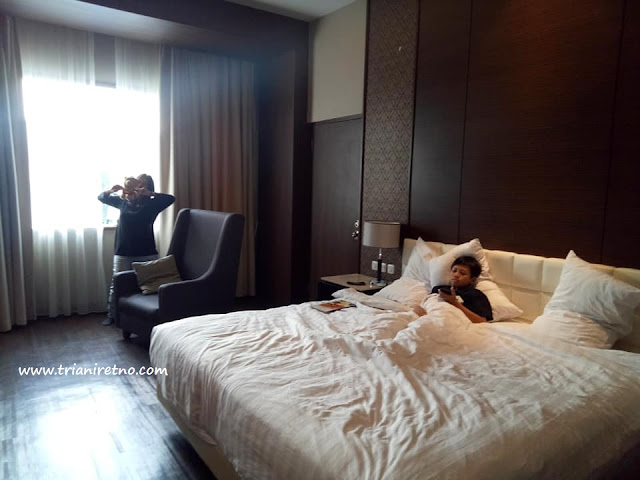 Staycation di Sheo Resort and Hotel
