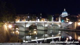 Roma iluminada guia portugues - Passeio noturno de limousine em Roma