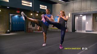 Switch Snap Kick - MMA Shred - Core de Force