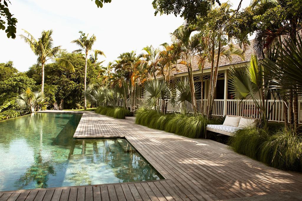 French fashion designer's private oasis in Bali