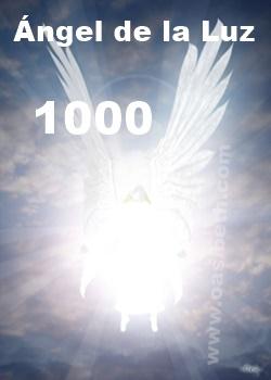 MENSAJE DEL ANGEL DE LA LUZ