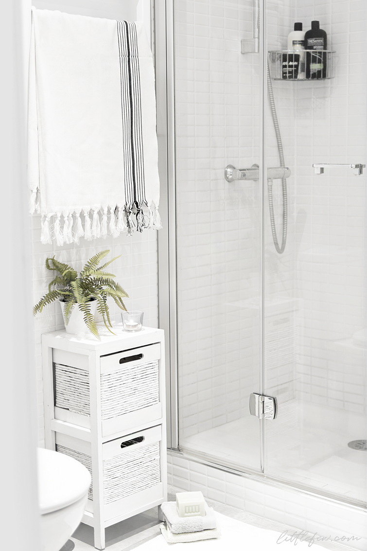 How to save when installing the shower
