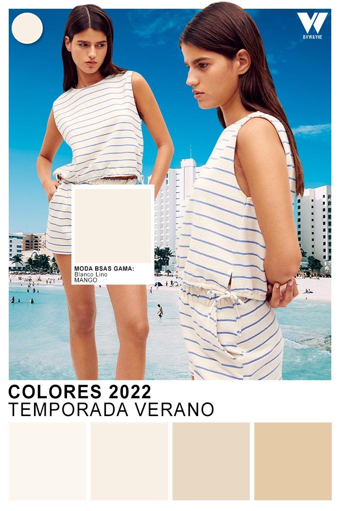 moda colores verano 2022