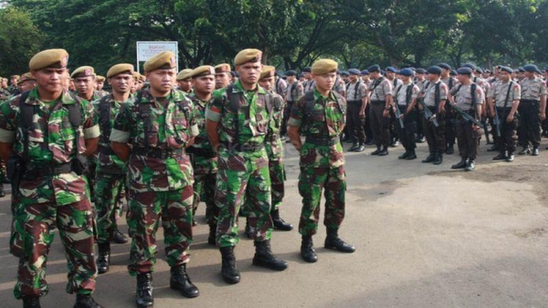 Polri Siapkan 18.000 Pasukan untuk Amankan Demo Ahok 4 November