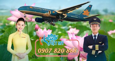 Khuyến mãi Bay đẳng cấp - Giá cực thấp của Vietnam Airlines ngày 23-08-2016