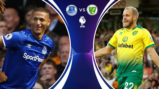 Everton vs Norwich Prediction & Match Preview