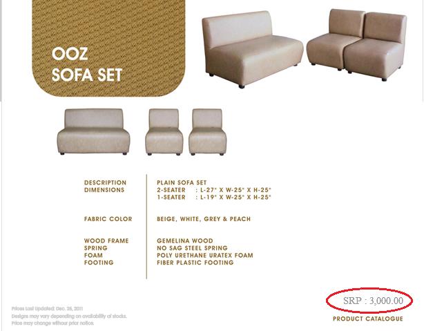 Hofa Proudly Pinoy Made Furniture Times Of Refreshing