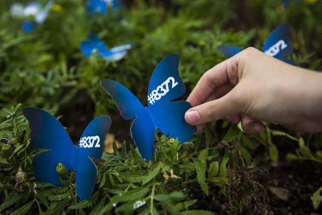 Srebrenitsa Katliamı, Mavi Kelebekler #8372