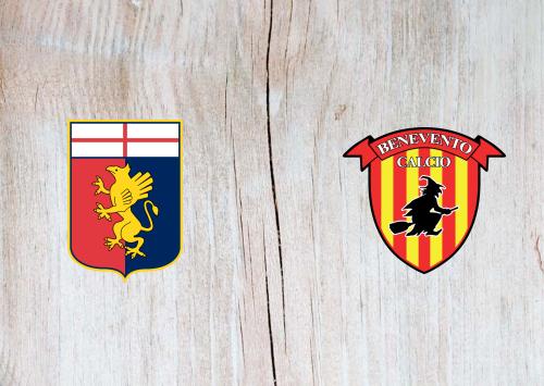 Genoa vs Benevento -Highlights 21 April 2021