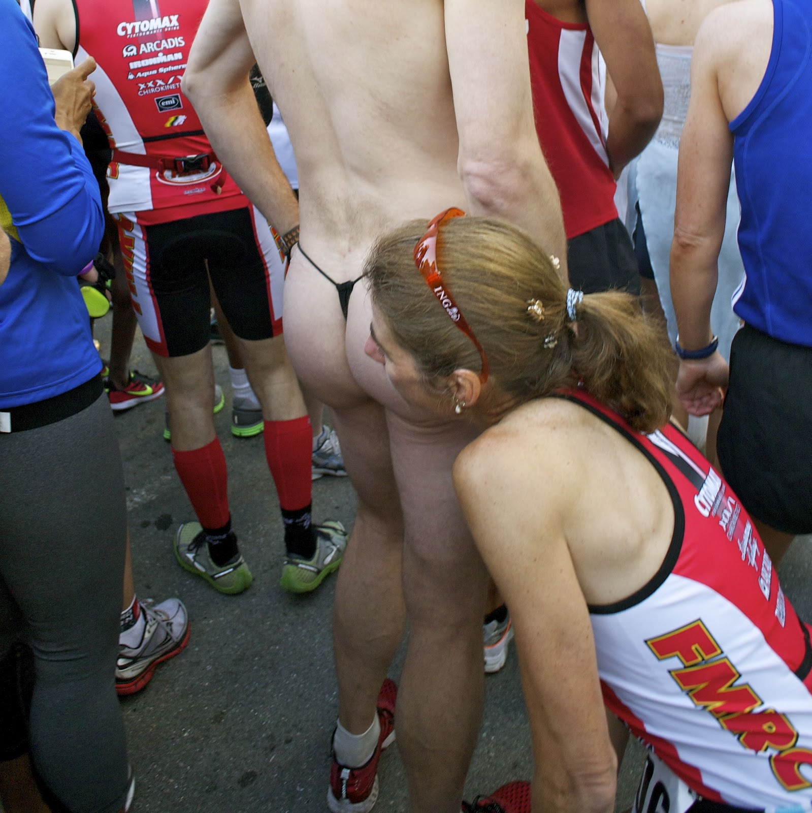 American Gladiators Naked a trail runner's blog: the naked fun of the 2012 bay to breakers