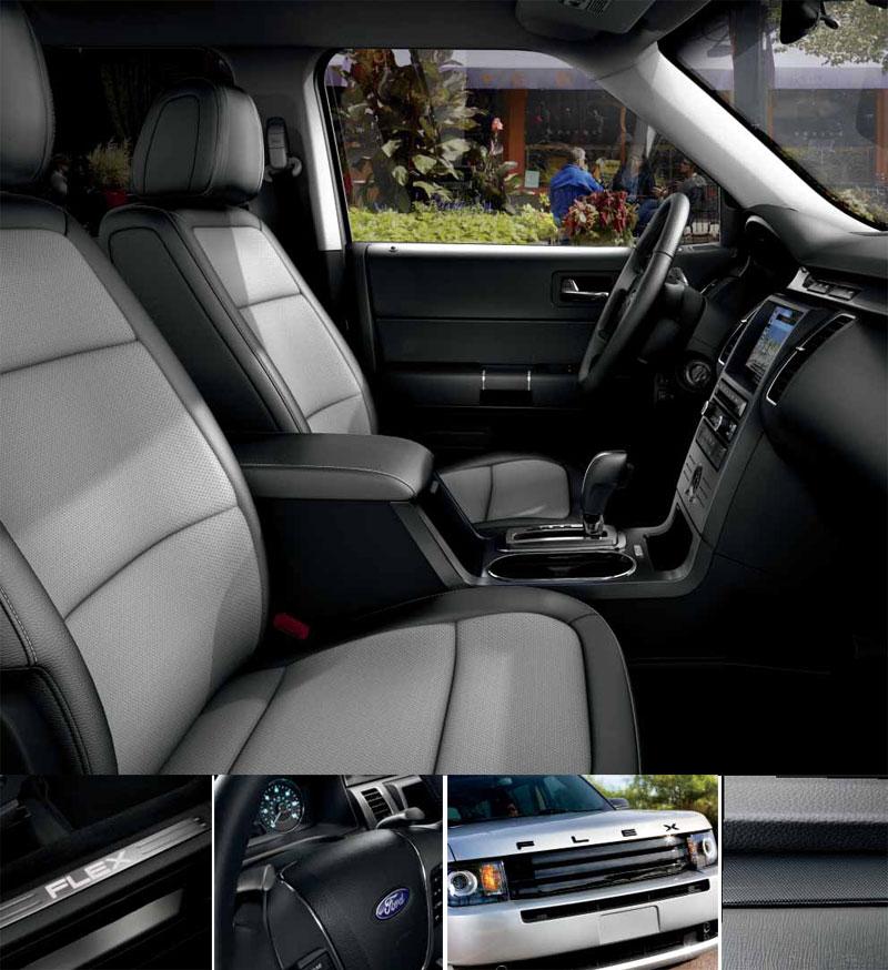 Ford 2012 Ford Flex Titanium