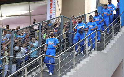 BCCI Announced Annual Player retainship of Team India