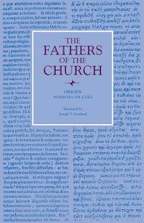 Homilies on Luke by Origen
