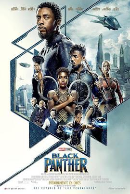 Black Panther 2018 Custom HD Dual Latino 5.1