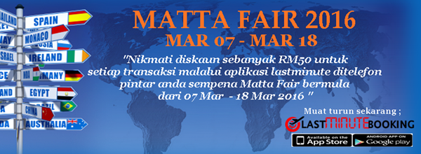 Matta Fair 2016 - Last Minute Booking