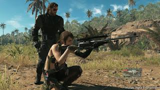 Metal Gear Solid V The Phantom Pain (XBOX 360) 2015