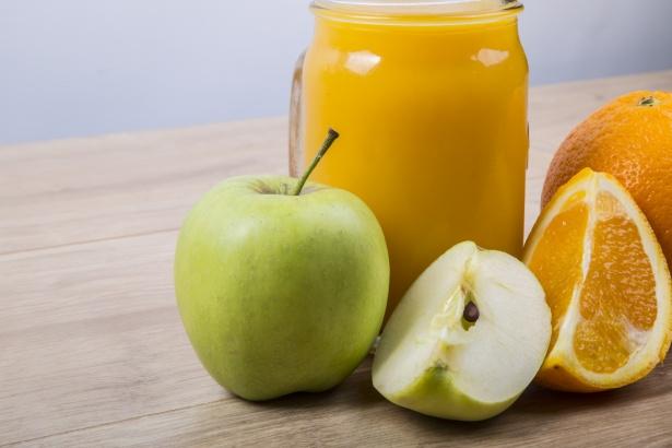 soki owocowo-warzywne na stres