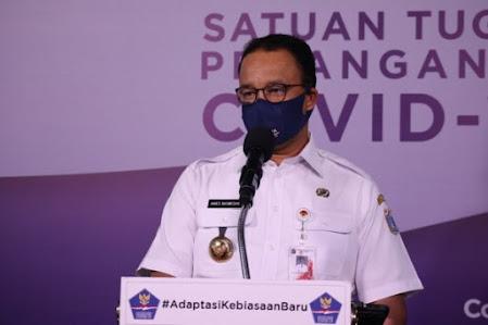 Kasus Covid-19 di Jakarta Melandai, Pemprov DKI Terapkan PSBB Transisi