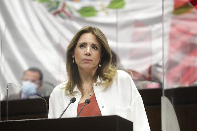 """MC impulsa acción de inconstitucionalidad contra """"Ley Zaldívar"""": Fabiola Loya"""