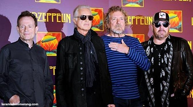 Gitaris Led Zeppelin Bantah Stairway To Heaven Hasil Plagiat