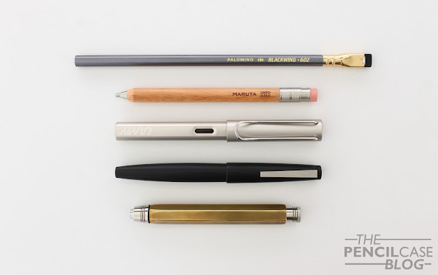 Ohto Maruta Sharp mechanical pencil review