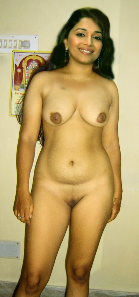 Madhuri Naked Picture