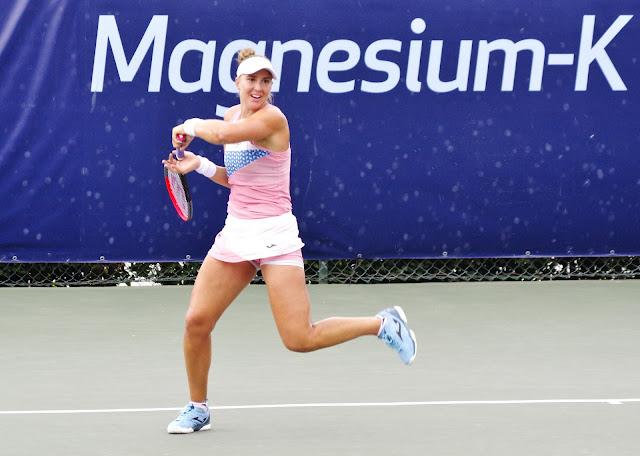 Beatriz Haddad Maia Santarém ITF tênis brasil