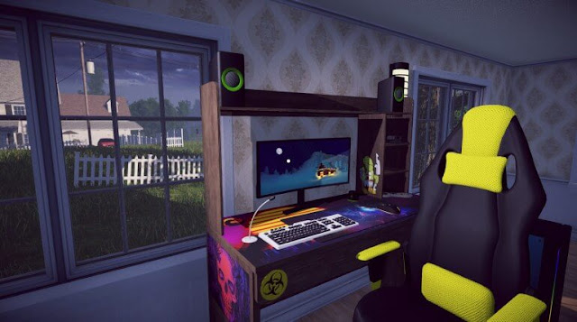لعبة Streamer Life Simulator محاكي اليوتيوبر ، هي لعبة محاكاة تحاكي الواقع الذي يحدث مع منشئ المحتوي علي يوتيوب او الستريمر الذي يقوم بعمل