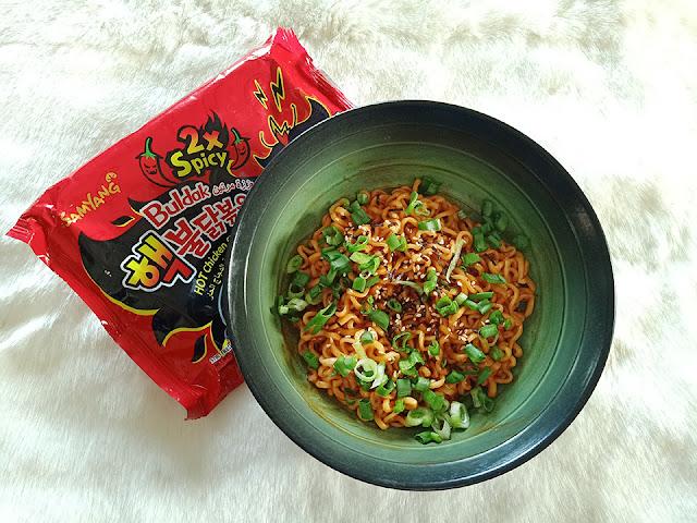 Samyang 2x Spicy Hot Chicken Noodles