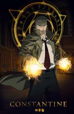 """""""Constantine"""" regresará como una serie de animación."""