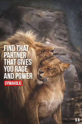 Lion Gym Quotes