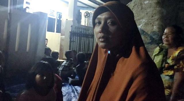 Menyedihkan, Begini Cerita Istri Almarhum Pria yang Dibakar Hidup-hidup di Bekasi