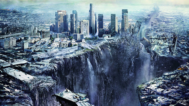 10 cities will disappear from existence