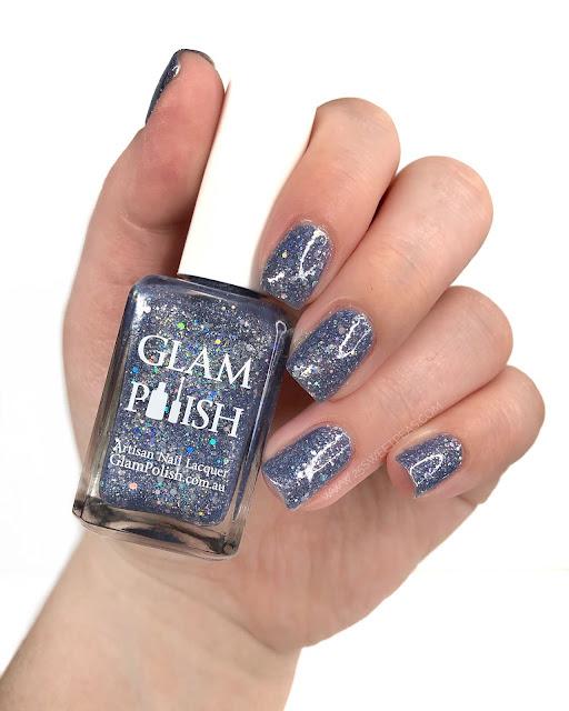 Glam Polish Clairvoyant 25 Sweetpeas