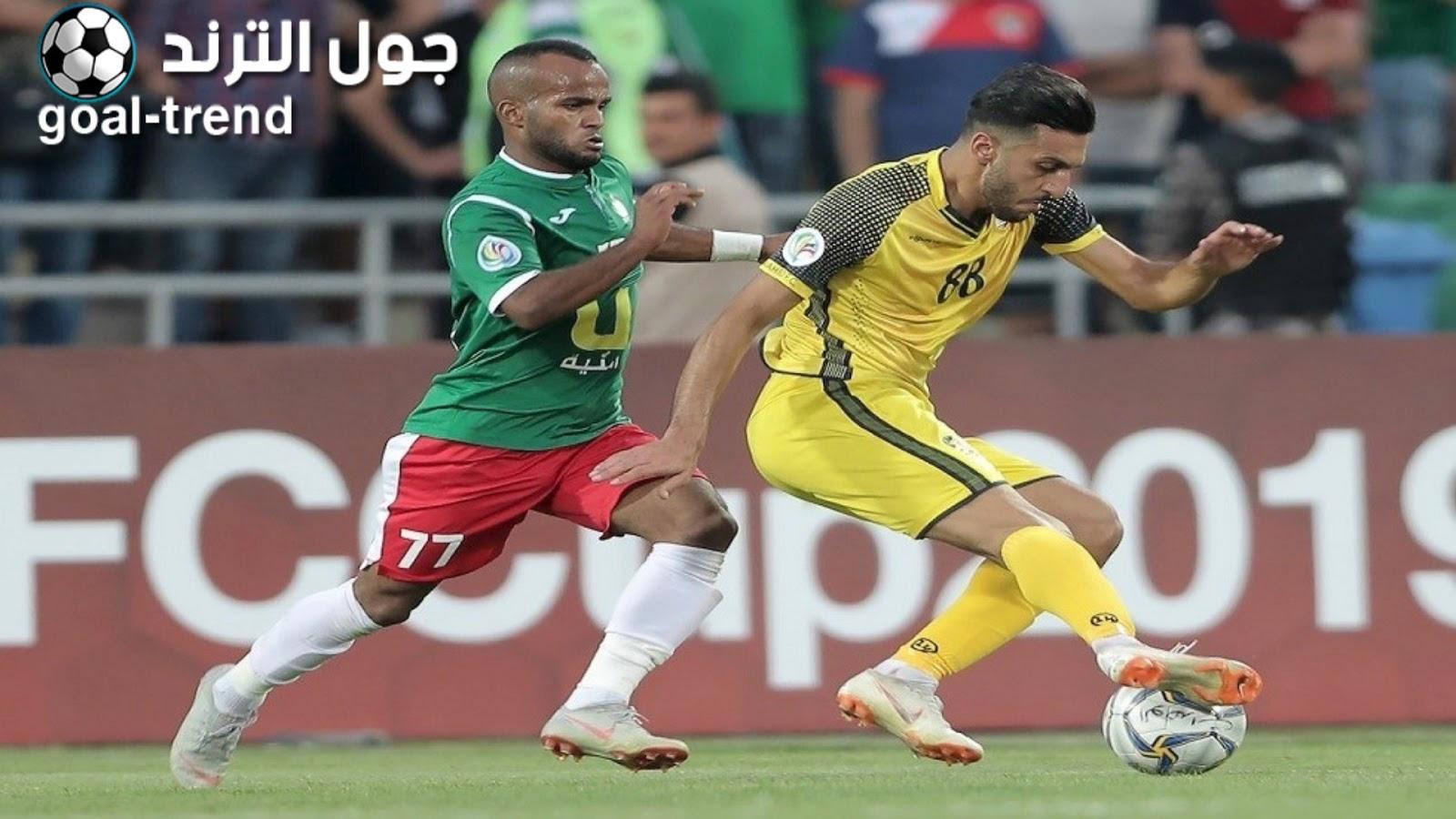 موعد مواجهة العهد والوحدات في نصف نهائي كأس الاتحاد الآسيوي
