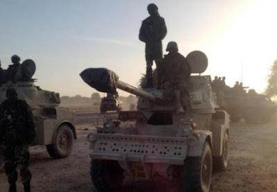 cameroonian soldiers kills boko haram nigeria