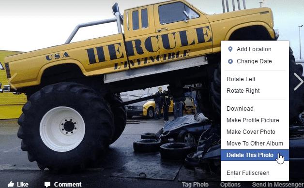 Cara Mengembalikan Foto Profil Facebook yang Hilang 2