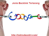 Jenis backlink yang melanggar kebijakan google