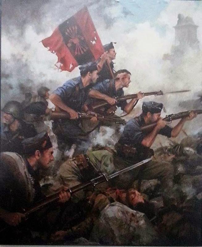 Civil war online castellano